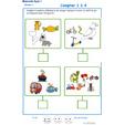 Imprimer l' Exercice 9 de l'ardoise pour apprendre à compter en moyenne section