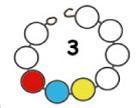 modèle pour l'Exercice 6 sur les colliers de perles