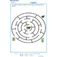 Exercice 1 : repérage dans l'espace labyrinthe 1