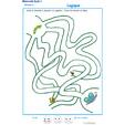 Exercice 5 : repérage dans l'espace labyrinthe 5