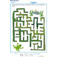 Exercice 6 : repérage dans l'espace labyrinthe 6