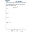 Imprimer l'exercice 11 sur les fractions