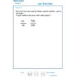 Imprimer l'exercice 4 sur les fractions