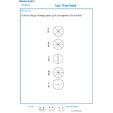 Imprimer l'exercice 9 sur les fractions