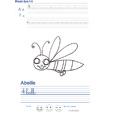 Exercice d'écriture sur l'abeille