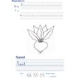 Imprimer l'exercice d'écriture sur le navet