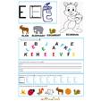 Page de lecture du E