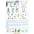 Page de lecture du F