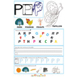 Page de lecture du P