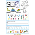 Page de lecture du S
