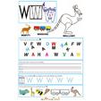 Page de lecture du W