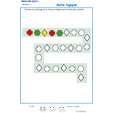 Exercice de logique : puzzle 10 assembler deux parties d'une image