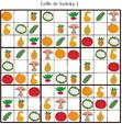 Imprimer la grille de sudoku 1