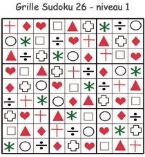 Solution de la grille de Sudoku 26