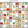 Imprimer la grille de sudoku 2