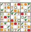 Imprimer la grille de sudoku 3