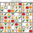 Imprimer la grille de sudoku 9