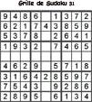 Sudoku enfant niveau 2 du primaire sudoku 31