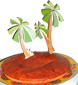 planter les palmiers