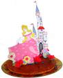 Décoration Gâteau princesse