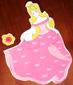 découper la princesse et les fleurs