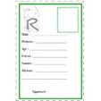 carte d'identité lettre R