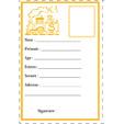 carte d'identité lettre S