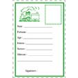 Carte d'identité verte