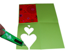 coller le papier cadeau