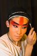 maquillage d'artiste