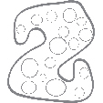 Coloriage de la lettre z