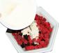 ajouter la crème au gratin
