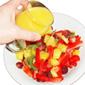 verser le jus de fruit