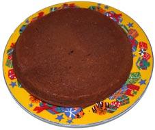 Gâteau au chocolat de nina
