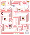 fiche labyrinthe