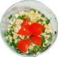 tomate et taboulet