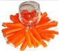 disposer les carottes
