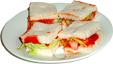 minis sandwichs poulet