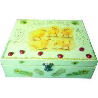 Boîte à bijoux envoyé par MARYet LARA