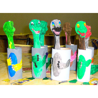 famille de dinosaure