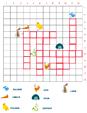 Grille de mots croisés sur les animaux grille 4 à imprimer