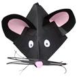 Chapeau Tête de souris