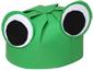 Coller les yeux de la grenouille