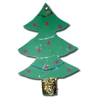 Fabriquer des décorations de sapin de Noël