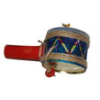 tambourain décoré