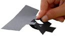 couper et donner forme à l'aileron