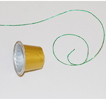 capsule à café vide
