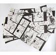 papier feuille manga
