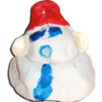 Bonhomme en päte à sel