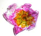 Fleur de Venise en plastique